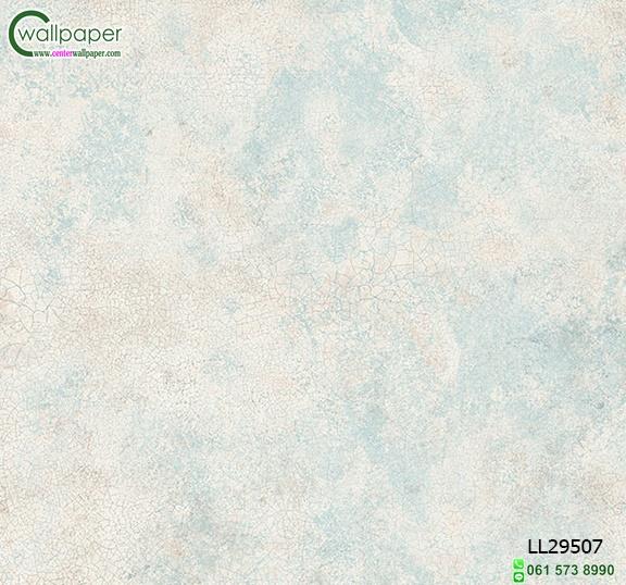 วอลเปเปอร์ลายปูนเปลือย ปูนขัดมันสีฟ้าปนขาว