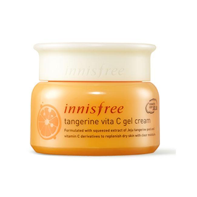 Innisfree Tangerine Vita C Gel Cream
