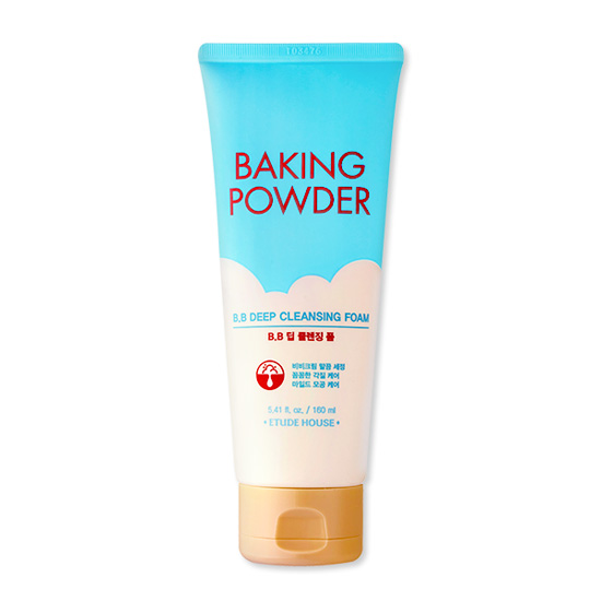 Etude House Baking Powder B.B. Deep Cleansing Foam