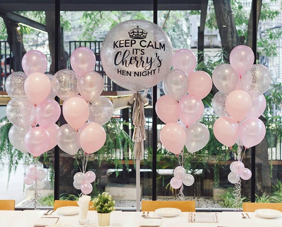 Balloon Set 4 (with Helium)