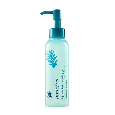 Innisfree Jeju Bija Trouble Cleansing Gel
