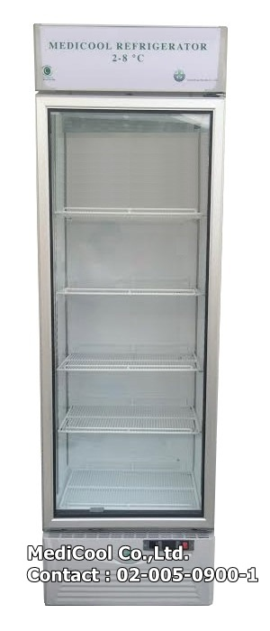 ตู้เย็นเก็บเวชภัณฑ์ยา รุ่น MDC-145