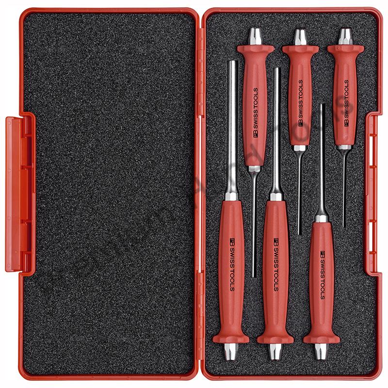 เหล็กส่งชุด PB Swiss Tools รุ่น PB 758 SET (6 ตัว/ชุด) Box Set บรรจุในกล่อง