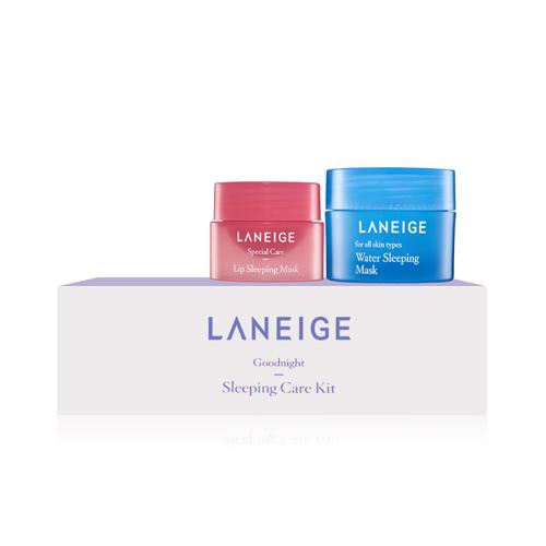 Laneige Goodnight Sleeping Care Kit (2items)