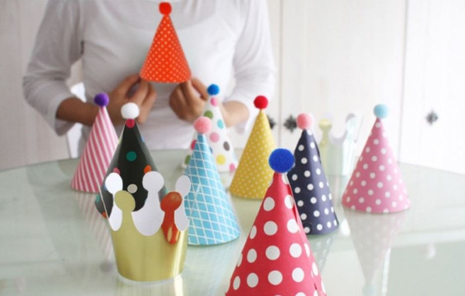 Party Hat Set 11 ชิ้น