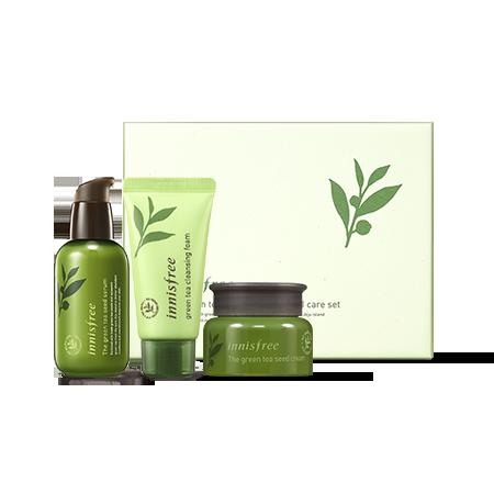 Innisfree The Green Tea Seed Serum Special Set