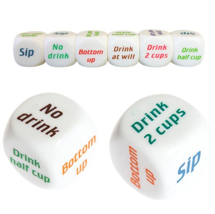 ลูกเต๋า Drink Decider