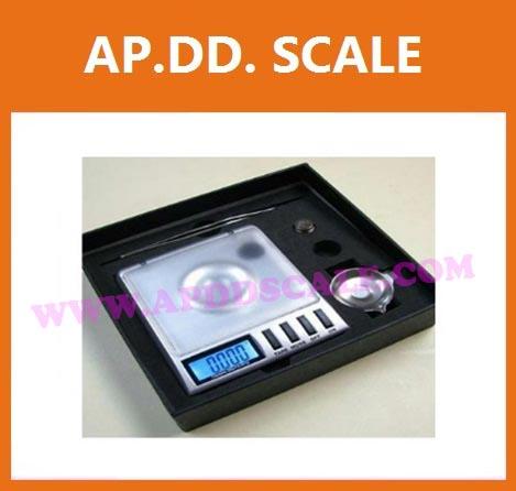 ตาชั่งดิจิตอล เครื่องชั่งดิจิตอล เครื่องชั่งเพชรดิจิตอล DS-04B 20g 0.001g