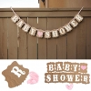 BABY SHOWER Flag