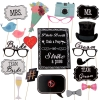 WEDDING PARTY Photo Prop