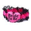 BRIDE TO BE Lace Garter (สายรัดต้นขา)