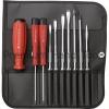 ไขควงชุด PB Swiss Tools รุ่น PB 8215L **NEW VERSION** ด้ามกันไฟ (10 ตัว/ชุด)