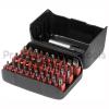 ชุดดอกไขควง PB Swiss Tools แกนสั้นพร้อมข้อต่อ รุ่น PB C6 990/995 ปากแบน ปากแฉก หัวดาว หกเหลี่ยม PZ (30 ดอก/ชุด)
