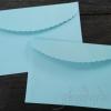 ซองเปล่า เบอร์ 7 (สีฟ้า)