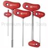 หกเหลี่ยม PB Swiss Tools หัวตัด สั้น รุ่น PB 207 ด้ามจับตัว T