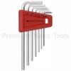 หกเหลี่ยมชุด PB Swiss Tools หัวตัด สั้น รุ่น PB 210 H-4 (7 ตัว/ชุด)