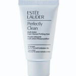 (ขนาดทดลอง) Estee Lauder Perfectly Clean Multi-Action Foam Cleanser/Purifying Mask 30ml