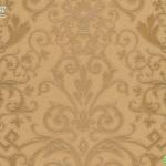 versace wallpaper ลายใบไม้สีเบจ