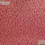 wallpaper ลายไทยห้องพระ ลายกนกเปลวสีแดง
