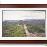 กรอบรูปภาพกำแพงเมืองจีน
