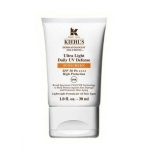 (ลด 27%): Kiehls Ultra Light Daily UV Defense SUNSCREEN SPF50 PA+++ UVA 30ml