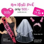 Hen Night Pack 7