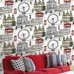 Wallpaper ลายตึก-สิ่งปลูกสร้าง เมืองลอนดอน