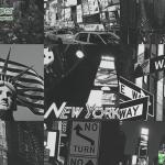 วอลเปเปอร์ลายการ์ตูนพรีออร์เดอร์มหานครนิวยอร์ก