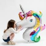 ลูกโป่งฟอยล์ Unicorn