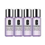 (ขนาดทดลอง) : SET: Clinique Take the Day Off Makeup Remover 30ml (For Lids, lashes & Lips) x4 ขวด