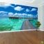 วอลเปเปอร์ติดผนังภาพวิวบังกาโลเกาะมัลดีฟส์ (maldives) thumbnail 2