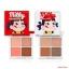 Holika Holika x Peko Chan Piece Matching 4 Shadow #02 Milk Caramel thumbnail 2