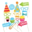 พร็อพถ่ายรูป, ป้ายคำพูด, ป้ายพร็อพ, ป้ายพร็อพถือถ่ายรูป, พร็อพติดไม้ - งานวันเกิด (Birthday Party)