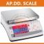 เครื่องชั่งดิจิตอลแบบตั้งโต๊ะ 3Kg ค่าละเอียด 0.5 กรัม ตาชั่งดิจิตอลตั้งโต๊ะ ยี่ห้อ OHAUS รุ่น Valor 1000 (V11P3) ราคาพิเศษ thumbnail 1