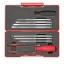 ไขควงชุด PB Swiss Tools รุ่น PB 8215 BOX (10 ตัว/ชุด) ด้ามยาง บรรจุในกล่องคุณภาพสูง