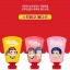Holika Holika x Peko Chan Sherbet Hand Cream 30 ml. #Grapefruit thumbnail 3