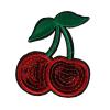 M0037 Sequins Cherry 6.8x8cm