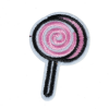 S0004 Pink Candy Lollipop Patch 3.8x5.6cm