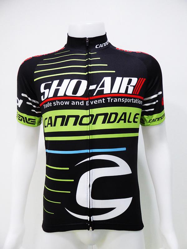 เสื้อปั่นจักรยานแขนสั้นโปรทีม : SP150020