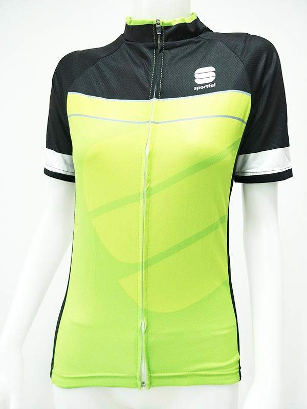 เสื้อปั่นจักรยานแขนสั้นโปรทีม : SP160480