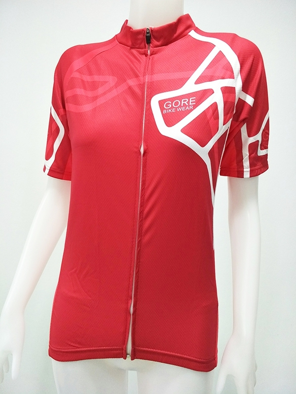 เสื้อปั่นจักรยานแขนสั้นโปรทีม : SP160520