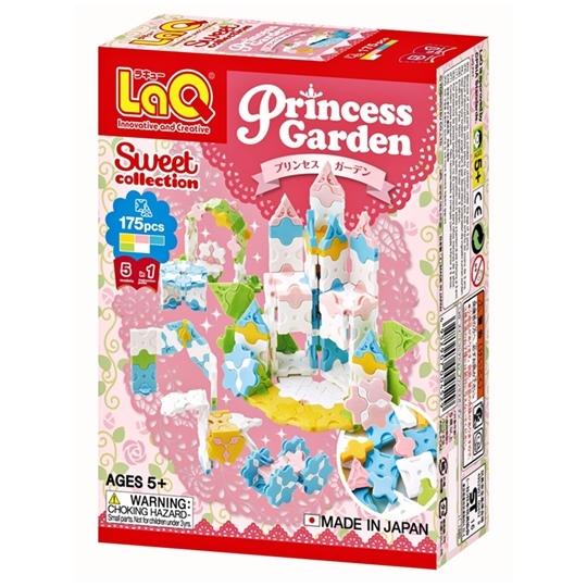 LaQ Princess Garden