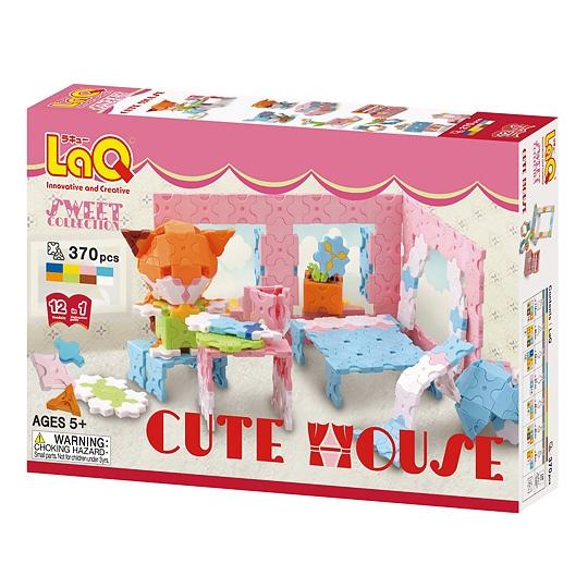 LaQ Sweet Cute House
