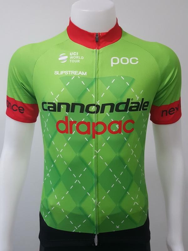 เสื้อปั่นจักรยานแขนสั้นโปรทีม : SP170040