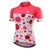 เสื้อปั่นจักรยานผู้หญิงแขนสั้น Exclusive : EX172260