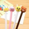 ปากกาหัวสัตว์(มี 3ลาย ลายหมีหมด) 96 บาท/แพค 12ชิ้น/แพค