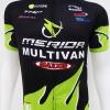 เสื้อปั่นจักรยานแขนสั้นโปรทีม : SP160240