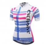 เสื้อปั่นจักรยานผู้หญิงแขนสั้น Exclusive : EX172350