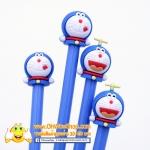 ปากกาหัวโดเรม่อนหัวไม้ไผ่ (Doraemon) 120บาท/แพค 12ชิ้น/แพค