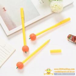 ปากกาหัวฟักทอง 108 บาท/โหล 12ชิ้น/โหล